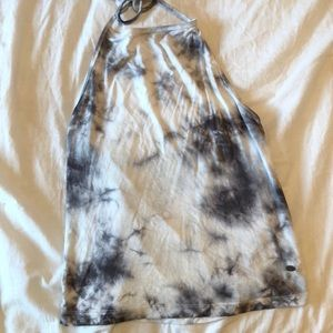 American Eagle Outfitters Tops - American eagle marble halter top